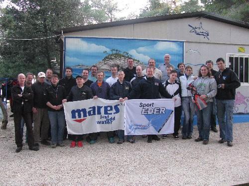 Mares Testival 2010 in Rovinj