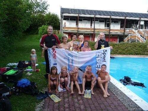 Schnuppertauchen Tauchkurs julbach Oberösterreich Tauchschule